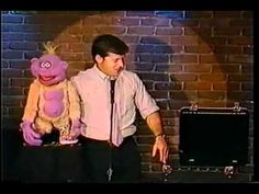 Jeff dunham and peanuts first act on video(HD)