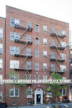 Studio apt for rent in Brooklyn Heights $2,313/mo.Elevator, Roof Deck. Contact us for details. Web ID:123221. #NYCApartments #MovingToNYC #NYCrentals #ApartmentHunting #Moving #NYC #NoFeeApt