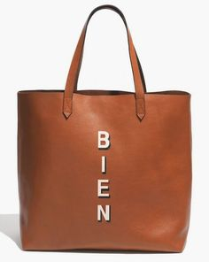The Daily Bauble: Madewell Bien Tote (via Bloglovin.com )
