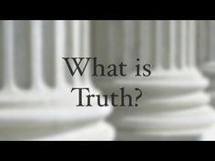 FAITH BUILDER DEVOTIONS #93 - What is Truth? - YouTube