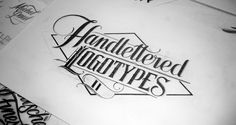 Hand Lettered Logo Designs by Mateusz Witczak