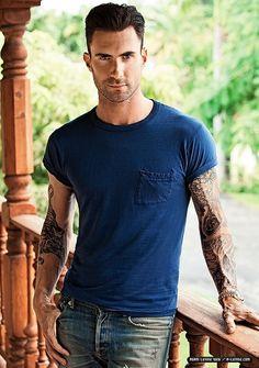 Adam Levine <3                                                                                                                                                                                 More