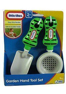 Little Tikes Garden Hand Tool Set -- 2 piece
