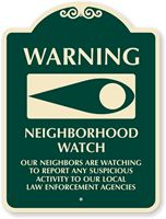 29 Best Neighborhood Watch images in 2017 | Neighborhood