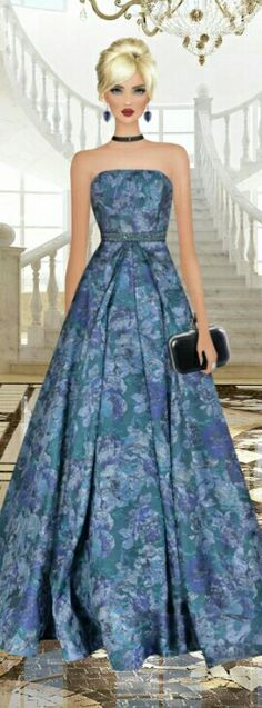 """Covet Fashion Game """"Party Like It's 1779"""" Challenge ♕ DiamondB! Styled & Pinned ♕"""