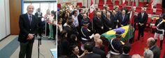 José Serra (PSDB/SP) dá risadas no velório de Teori Zavascki