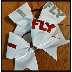 To order go to cheerbowsandbeyond.com. Also check out our bows on instagram @cheerbowsandbeyond.