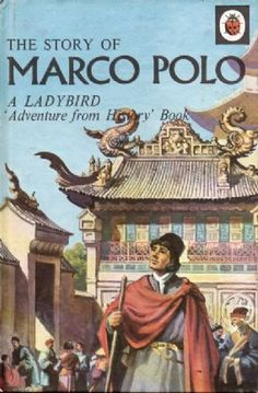 MARCO POLO Vintage Ladybird Book Adventures from History Series 561 I had so many Ladybird books!
