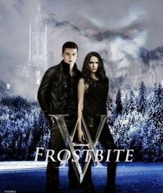 Sarah's Reviews- Books to Movies: Frostbite Movie Needs Your Help & Vampire Academy Trailer/Stills/Thoughts