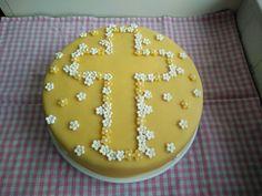 Pasen marsepein cake
