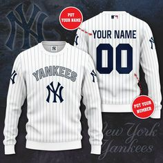 3d T Shirts, Cool Shirts, Custom Shirts, Cozy Fashion, Alabama Crimson Tide, Custom Sneakers, New York Yankees, Hoodies, Sweatshirts