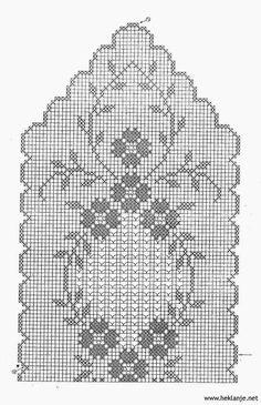 World crochet: Tablecloth 91 Crochet Art, Crochet Home, Thread Crochet, Crochet Motif, Vintage Crochet, Crochet Designs, Crochet Doilies, Crochet Stitches, Crochet Table Runner Pattern