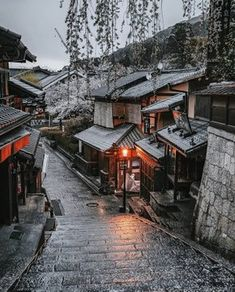 Japan Architecture, Aesthetic Japan, Japanese Aesthetic, Aesthetic Pastel, Japan Street, Kyoto Japan, Japan Japan, City Landscape, Landscape Drawings