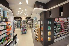 Farmacia Sant'Antonio > Tutti > Portfolio Alfonso Maligno architecture & design - Studio Alfonso Maligno - Progettazione farmacie