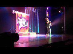 """Koo Koo Kanga Roo perform """"Awesome Rainbows"""" on Yo Gabba Gabba Live!"""