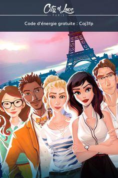 Viens jouer à City of Love: Paris! http://r-mob.ubi.com/?ap=cityofloveparis Reçois un cadeau en saisissant le code Caj3fp #PlayCOLP