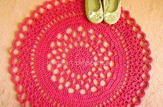 Ravelry: Birthday doily - free pattern by Crochet Galore