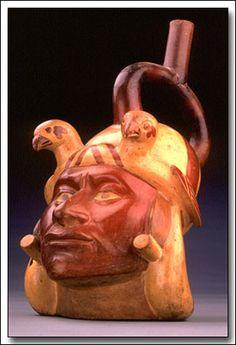 Peru Arqueologia: Alfareria Mochica (Cultura Mochica)