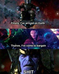 marvelpicturespics: Damn Thanos