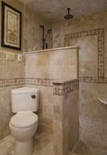 shower wall and tile