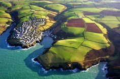 Port Isaac,England    Backdrop of the tv show Doc Martin.