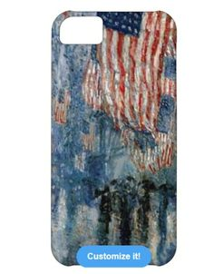 Childe Hassam Flag iPhone Case at: http://www.zazzle.com/flag_childe_hassam_the_avenue_in_the_rain_case-179945651270084429