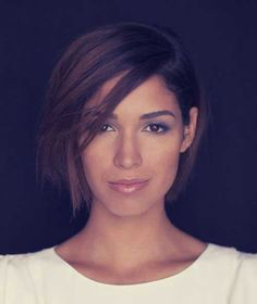 Pretty Ladies' Trendy Short Hairstyles 2016