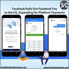 Facebook has announced the roll-out of Facebook Pay to US users, which will facilitate on-platform payments, in-stream, making it easier for people to buy products on Facebook, Instagram, WhatsApp, and Messenger.  #Facebook #facebookpay #news #facebookmarketing #payments #agency Facebook Marketing, Facebook Instagram, Facebook Sign Up, Platform, Learning, News, People, Products, Studying
