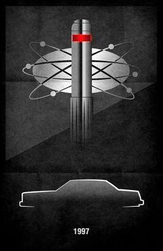 Movie Car Racing Posters - Men in Black by Boomerjinks.deviantart.com on @deviantART