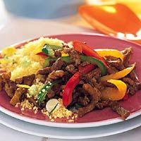 Recept - Couscous met shoarma - Allerhande