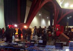 Nachtflohmarkt im Kohlrabizirkus #Leipzig