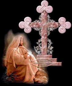 Jesus♡ Thank You Jesus! Cross Pictures, Pictures Of Jesus Christ, Religious Pictures, Blessed Sunday, Blessed Mother, Just Magic, Angel Prayers, Jesus Art, Jesus Is Lord