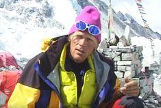 A. Boukreev-legendary mountaineer and big man.
