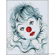 clowns au point de croix - Pesquisa do Google