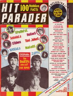 Hit Parader magazine - Google Search