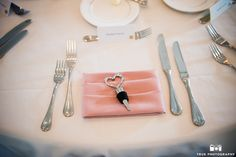 We thought this was an awesome wedding favor!   PC: True Photography