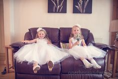 Harmans cross village hall wedding photography sneak peak at Julian and Lucy's gorgeous 'country fete' themed wedding photographs in Swanage, Dorset. Flower Girls, Flower Girl Dresses, Photographers, Wedding Photography, Events, Weddings, Wedding Dresses, Blue, Fashion