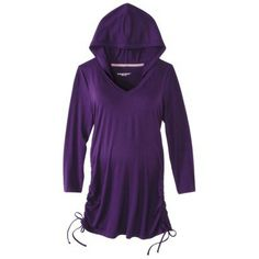 Liz Lange® for Target® Maternity 3/4-Sleeve Hooded Top - Assorted Colors