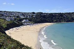 Carbis Bay, St Ives/  we were here on thursday! 23/6/2016 ~ Beautiful ~Thanks for sharing M., Lovely!..