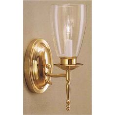 Push Button Wall Sconce PB