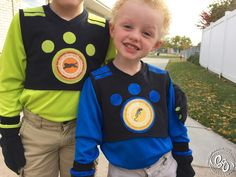 My boys could not love the Wild Kratt brothers (on PBS) more. They are constantly running around acting like Chris and Martin {they even call each other Chris and Martin on occasion}.…
