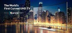 Bildergebnis für 4k Ultra HD Curved 3d Smart TV