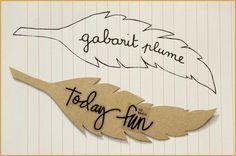 gabarit plume Diy Cards And Envelopes, Shrink Plastic Jewelry, Paper Games, Mini Albums Scrap, Paper Crafts, Diy Crafts, Stencil Patterns, Stencils, Templates