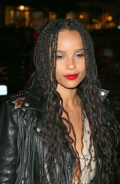 Natural-born beauty Zoë Kravitz doesn't need a lot to keep her skin glowing—you wouldn't either if you were the daughter of Lisa Bonet and Lenny Kravitz. But, she does use a device called LightStim to keep her complexion looking flawless.