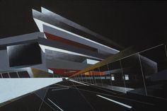 Zollhof Media Park - Masterplans - Zaha Hadid Architects