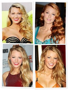 From her structured retro waves, to her carefree beachy texture, our readers were loving Blake Lively's versatile 'dos this week. Over 11,000 of you tried on her strands in the past seven days, making her styles the top try-ons in our Hollywood Makeover Tool!