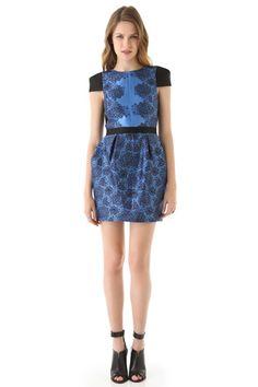 Tibi – Tibi's Dresses And Clothing For Winter 2013