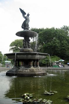 NYC - Central Park: Bethesda Fountain