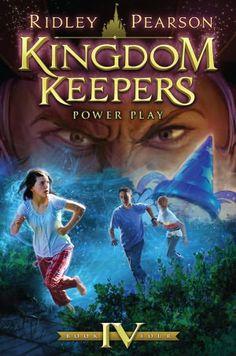 Power Play (Kingdom Keepers Series #4) Ridley Pearson