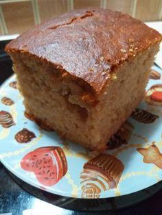 Healthy Sweets, Healthy Snacks, Healthy Recipes, Sweets Cake, Stevia, Baby Food Recipes, Banana Bread, Recipies, Food And Drink